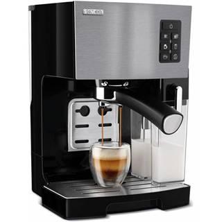 Espresso Sencor SES 4050SS strieborn