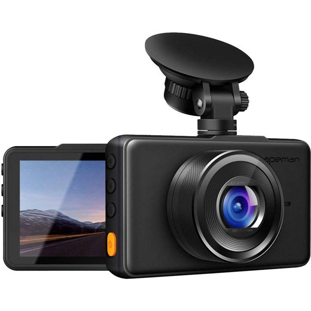 Apeman Autokamera Apeman C450A čierna